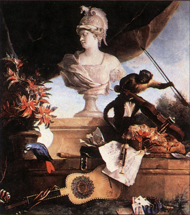 Allegory of Europe