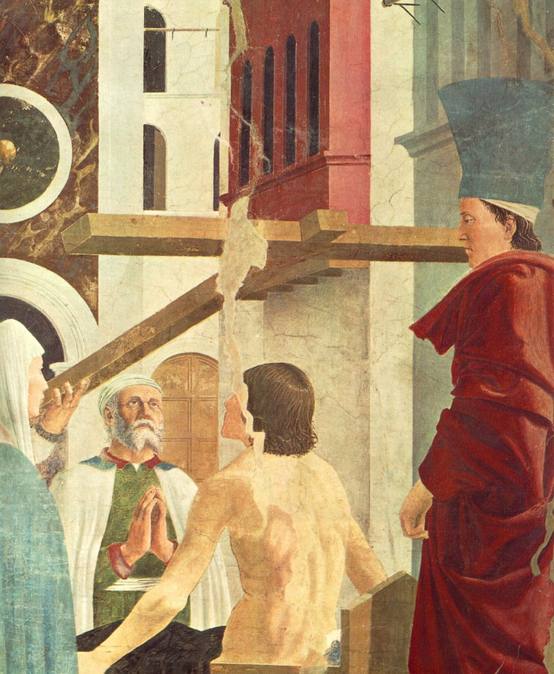 Discovery and Proof of the True Cross (Detail) 5