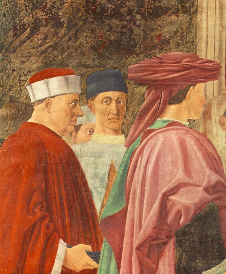 Meeting of Solomon and the Queen of Sheba (Detail) 4