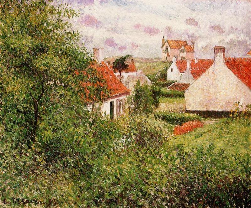 Houses at Knocke, Belgium 1