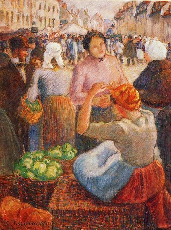 Marketplace, Gisors