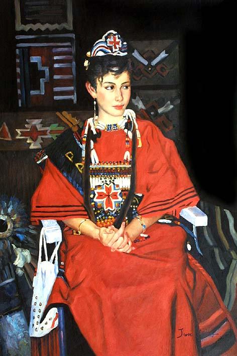 Inka Princess
