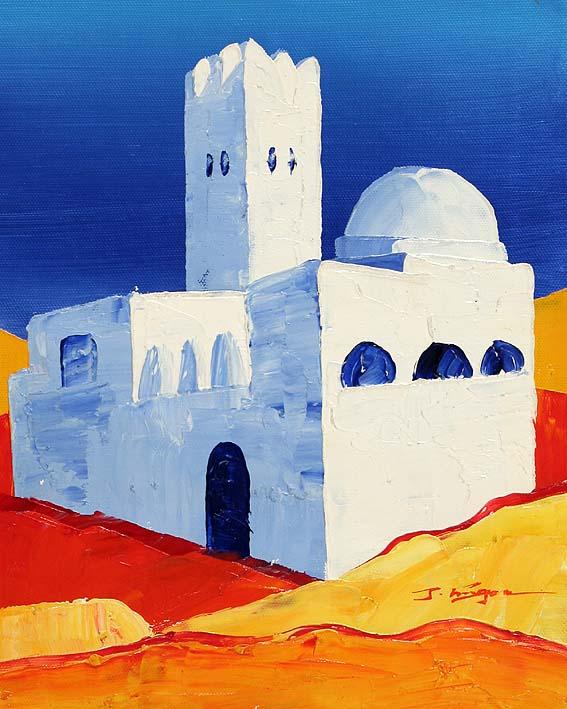 The Desert Fortress