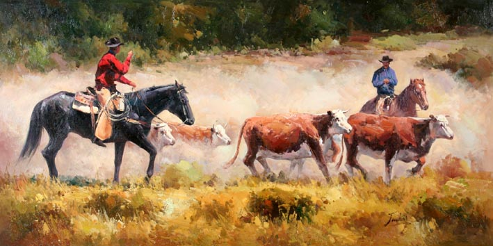 Long Distance Drovers
