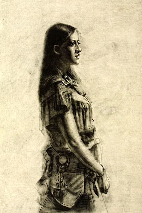 The Paraguayan Girl