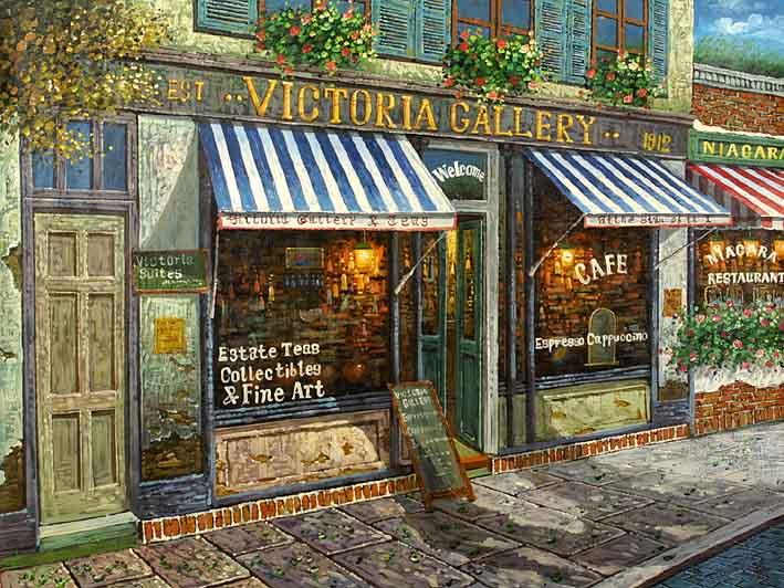 Victorian Coffee House