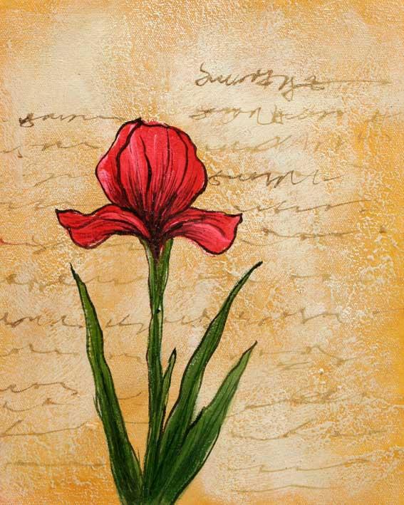 The Floral Poem