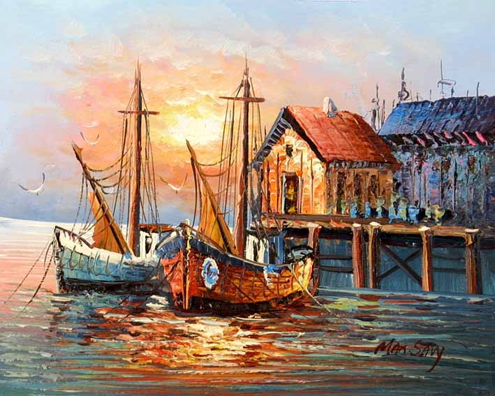 Old Spanish Harbor