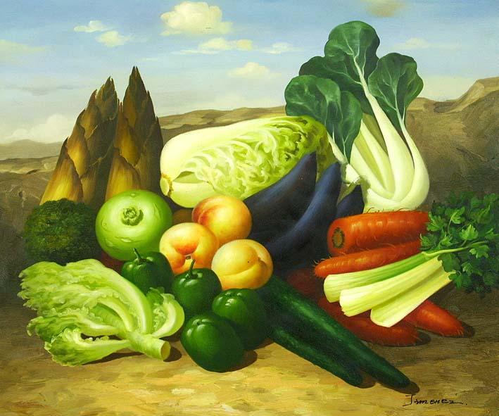 Vegetables, III