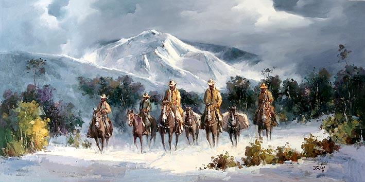 Winter Wanderers