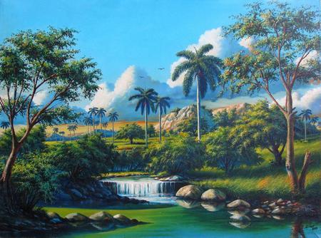 paisaje campestre