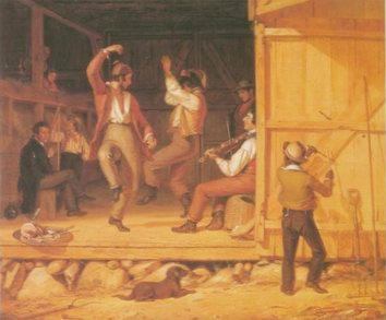 Dance of the heymaker