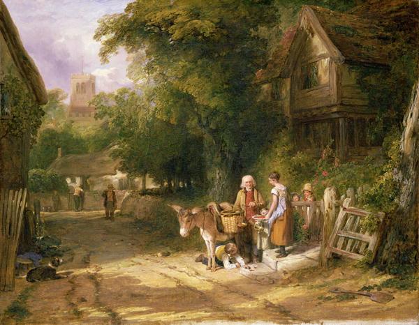 The Cherry Seller 1824