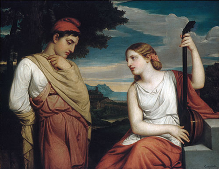 The Greek Lovers 1846