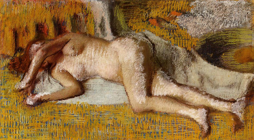 After the Bath 2 1885