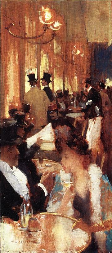 au cafe 1888