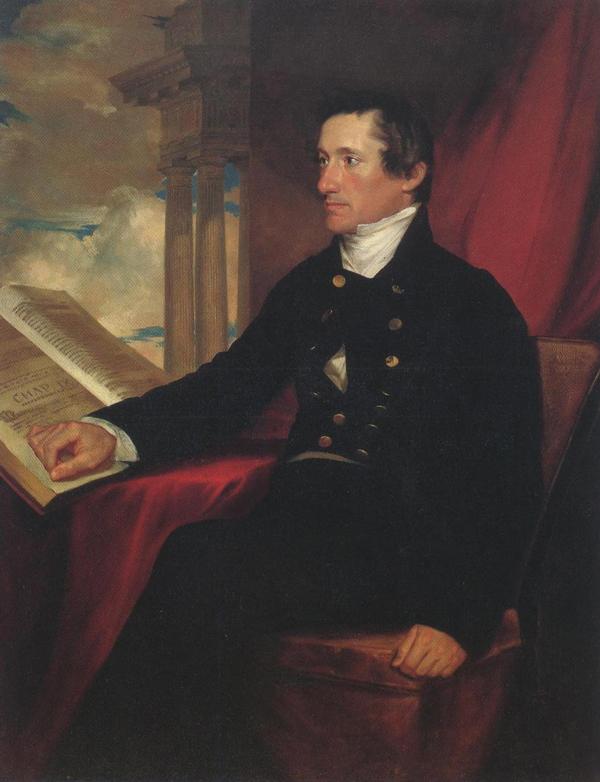 Colonel William Drayton 1818