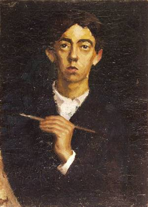 Early Self-portrait 1900