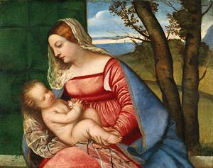 Madonna and Child ca 1510