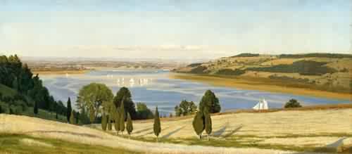 A Buckwheat Field on Thomas Coles Farm 1863