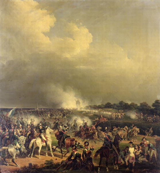 Battle of Boussu 3rd November 1792 1845