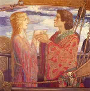 Tristan And Isolde 1912