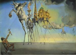 Diego de Acedo (El Primo) - Oil Painting Reproduction
