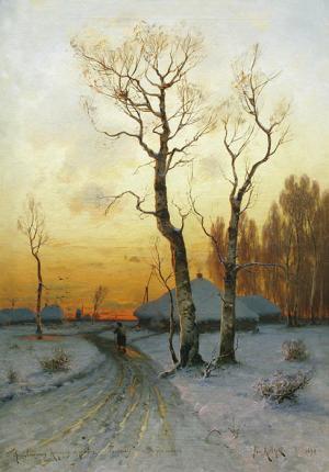 Hubsky Ivan paintings for sale - Hubsky Ivan painting art gallery