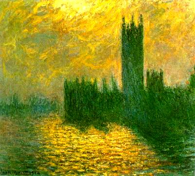 House of Parliament,Stormy Sky,1900-1901 painting, a Claude Monet paintings reproduction, we never