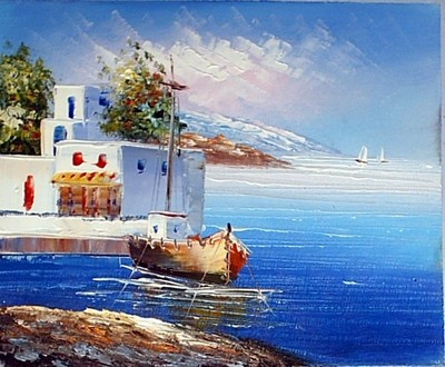 wall and sea painting, a unknown artist paintings reproduction, we never sell wall and sea poster