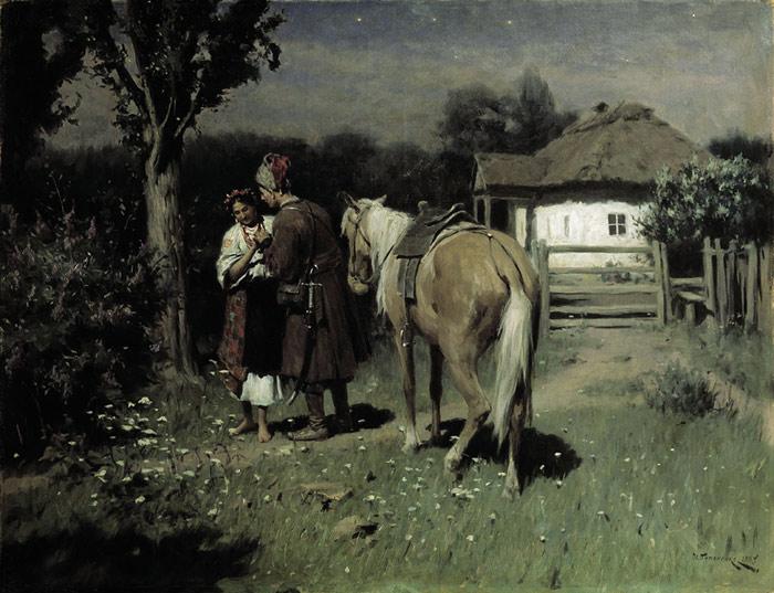 Bouguereau Oil Painting Reproductions- Parure des Champs