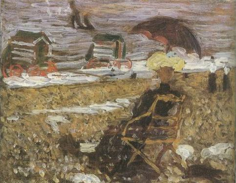on the shore painting, a philip wilson steer paintings reproduction