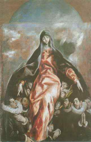 painting, a El Greco paintings reproduction, we never sell poster