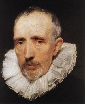 Oil Painting Reproduction of van Dyck - Cornelis van der Geest