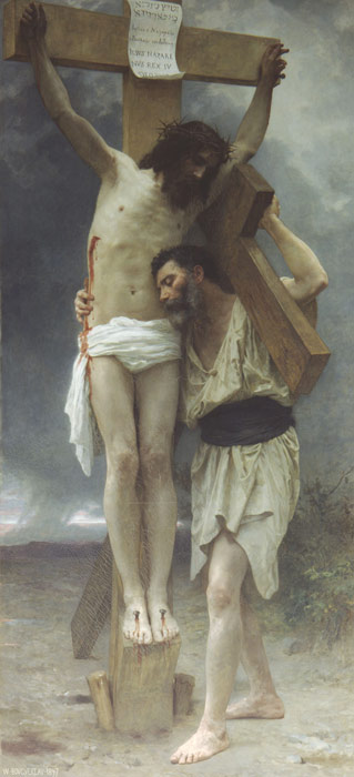 Bouguereau Oil Painting Reproductions- Compassion!
