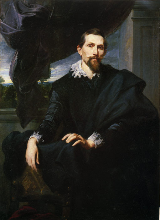 van Dyck Oil Painting Reproductions - Frans Snyders