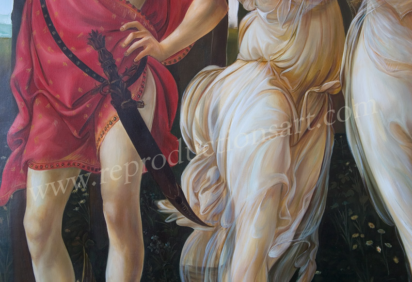 Sargent Oil Painting Reproductions - Judith Gautier