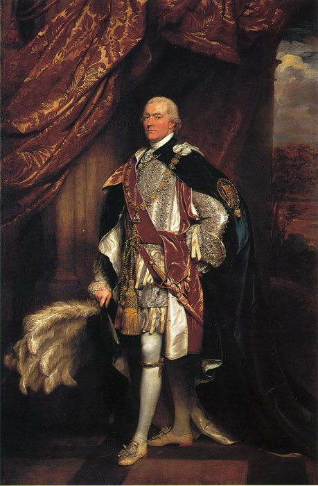 Oil Painting Reproduction of Copley- Baron Graham