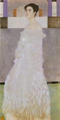 Oil Painting Reproduction of Klimt- Portrait of a Woman