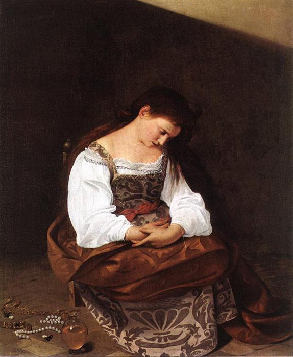 Oil Painting Reproduction of Repin- Christ Healing Iyairas Daughter