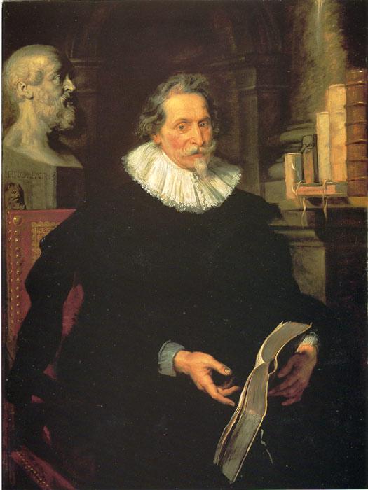 Rubens Oil Painting Reproductions- Ludovicus Nonnius