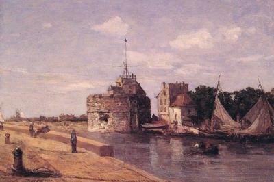 Le Havre, la tour Francois