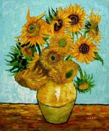 Oil painting reproduction oil painting replica Van Gogh oil painting