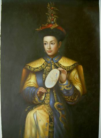 Oil painting company from China China company offering reproduction oil painting