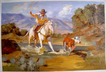 oil paintings gallery oil painting picture Animal oil painting