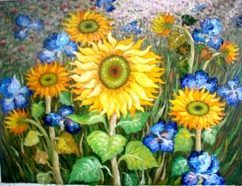 wholesale oil painting oil painting replica Van Gogh oil painting