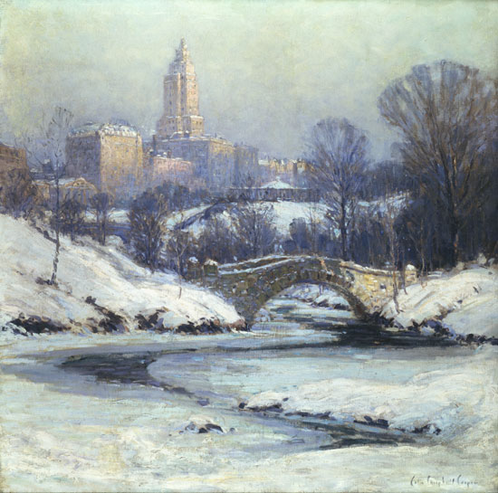 Central Park, Colin Campbell Cooper