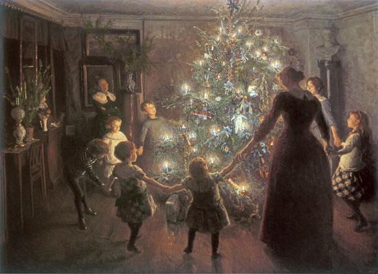 Happy Christmas, Johansen