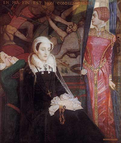 Mary, Queen of Scots, John Duncan