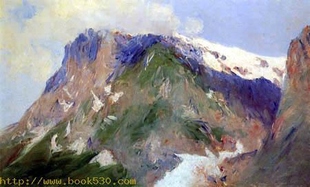 Landscape near Grindelwald